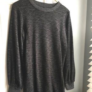 Lou & Grey Softblend Sweatshirt Dress